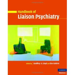 Liaison Psychiatry Cover